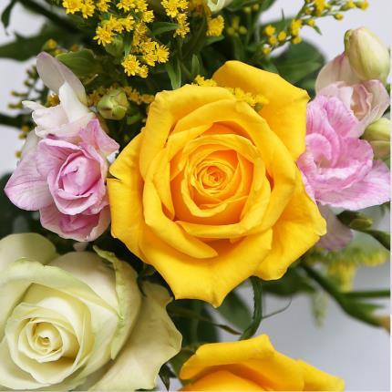 Flowers - The Rose & Freesia - Image 3