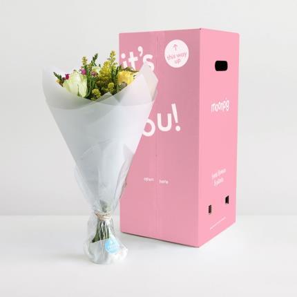 Flowers - The Rose & Freesia - Image 4