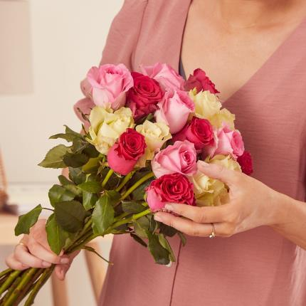 Flowers - The Mixed Roses - Image 3
