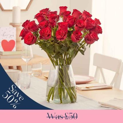 Flowers - The 24 Red Roses - Image 2