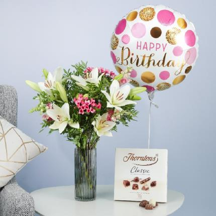 Flowers - The Happy Birthday Gift Set - Image 2