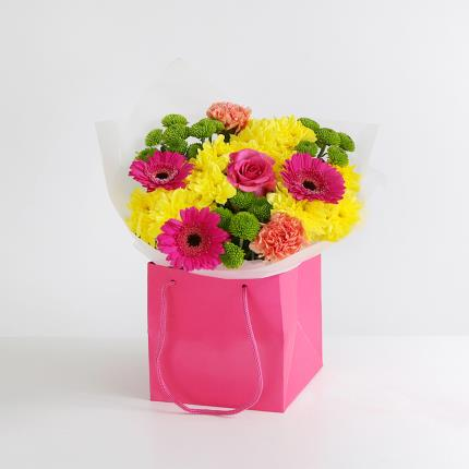 Flowers - The Bright Side Gift Bag - Image 2