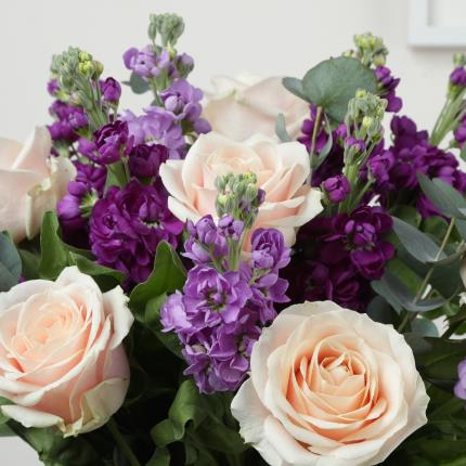 Flowers - The Mixed Stocks and Roses - Image 3