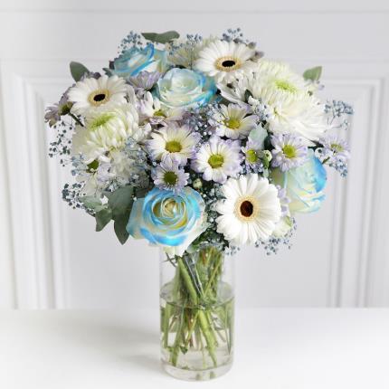 Flowers - Deluxe Baby Boy - Image 2
