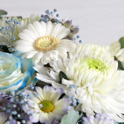 Flowers - Deluxe Baby Boy - Image 3