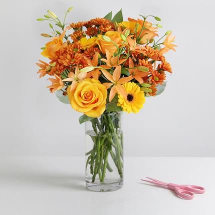 Flowers - The Autumn Sunrise - Image 2