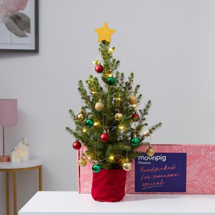 Flowers - The Letterbox Christmas Tree - Image 2