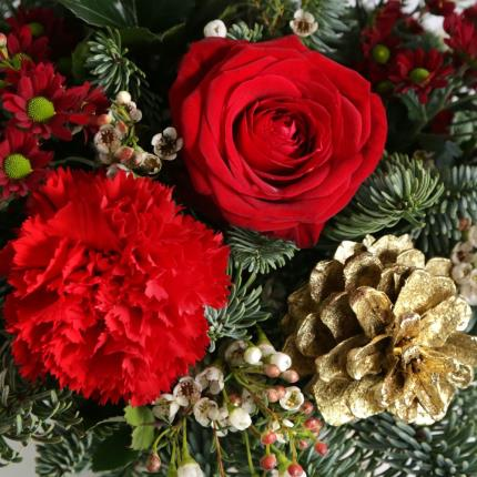 Flowers - The Festive Basket - Image 3