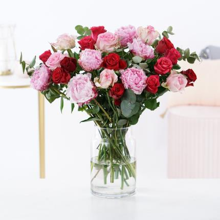 Flowers - The Valentine's Rose & Peony - Image 2