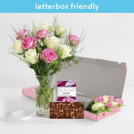 Flowers - The Letterbox Mum's Gift Set - Image 2