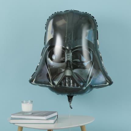 Balloons - Large Darth Vader Star Wars Balloon - Image 1