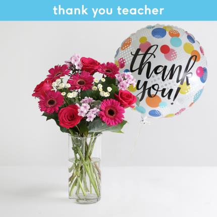 Flowers - The Thank You Teacher Gift Set - Image 2
