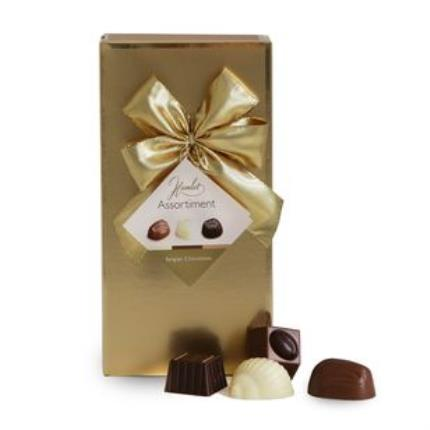 Gifts (non customisable) - Belgian Chocolates Assortment 136g - Image 1