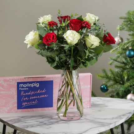 Flowers - The Letterbox Winter Roses - Image 2