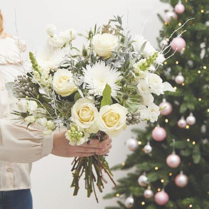Flowers - The Premium White Christmas - Image 3