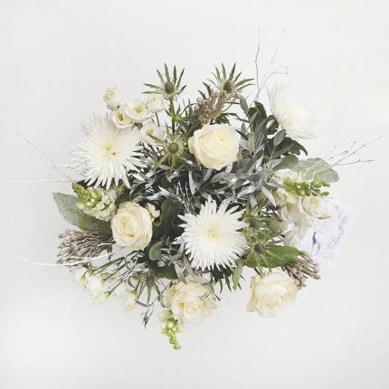 Flowers - The Premium White Christmas - Image 4
