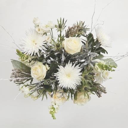 Flowers - The Premium White Christmas - Image 5