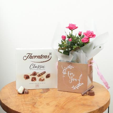 Flowers - The Rose Gift Bag - Image 2