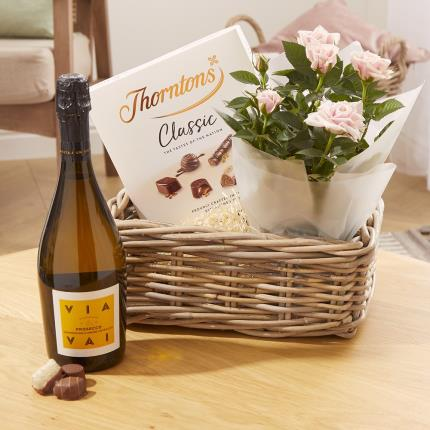 Flowers - The Prosecco Hamper - Image 2