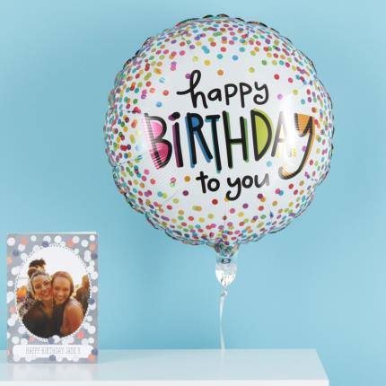 Balloons - Happy Birthday To You Balloon - Image 2