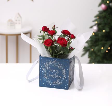 Flowers - The Christmas Rose Gift Bag - Image 2