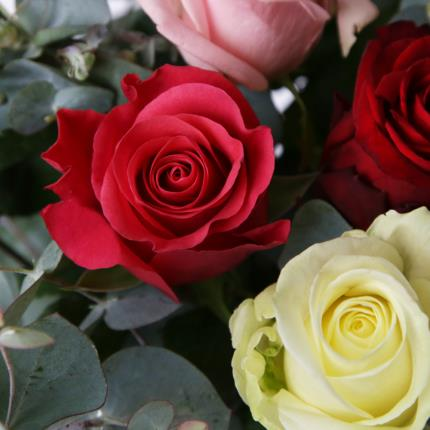 Flowers - The Luxury Mixed Roses - Image 3