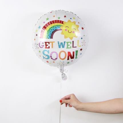 Balloons - Get Well Soon Balloon - Image 1