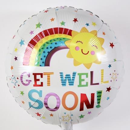 Balloons - Get Well Soon Balloon - Image 3