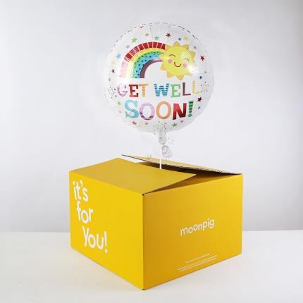 Balloons - Get Well Soon Balloon - Image 4