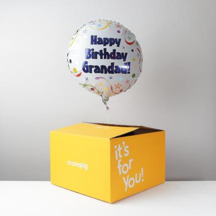 Balloons - Happy Birthday Grandad Balloon - Image 4