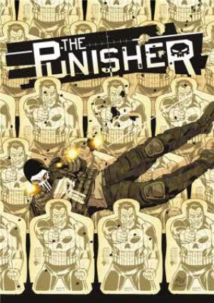Greeting Cards - Marvel Knights - The Punisher - Birthday Card - Image 1