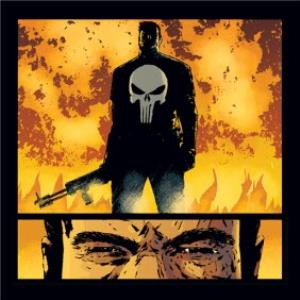 Greeting Cards - Marvel Knights - The Punisher - Comic Strip - Birthday Card - Image 1