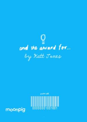 Greeting Cards - Award Badge Personalised Worlds Best Teacher Card - Image 4