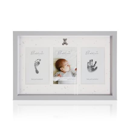 Toys & Games - Hand & Foot Print with Ink Pad Frame - Image 1