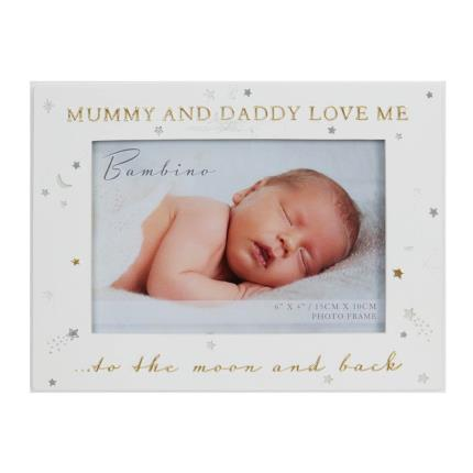 Toys & Games - Mummy & Daddy Love Me frame - Image 1