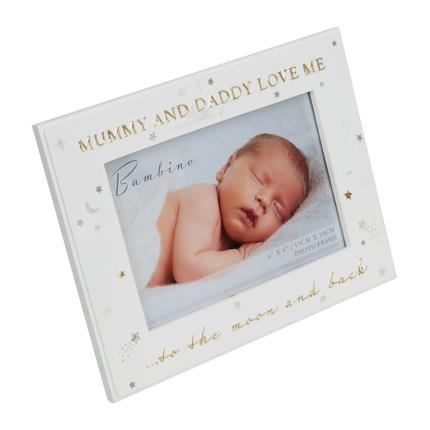 Toys & Games - Mummy & Daddy Love Me frame - Image 2