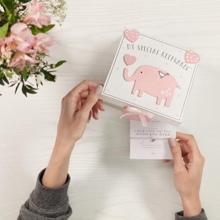 Toys & Games - My Special Keepsake Box Pink - Image 1