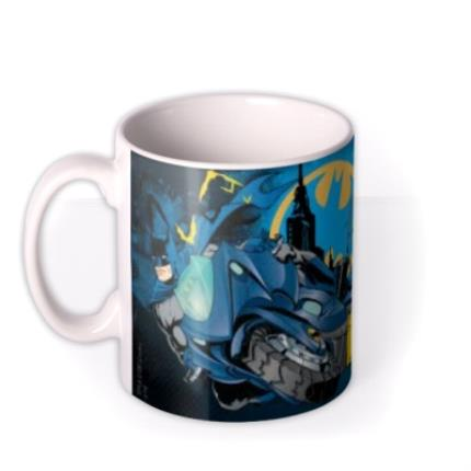 Mugs - Batman Dark Knight Photo Upload Mug - Image 1