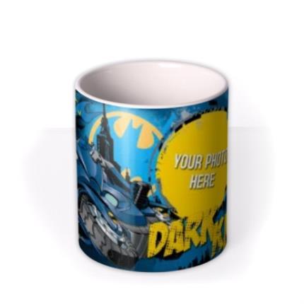 Mugs - Batman Dark Knight Photo Upload Mug - Image 3