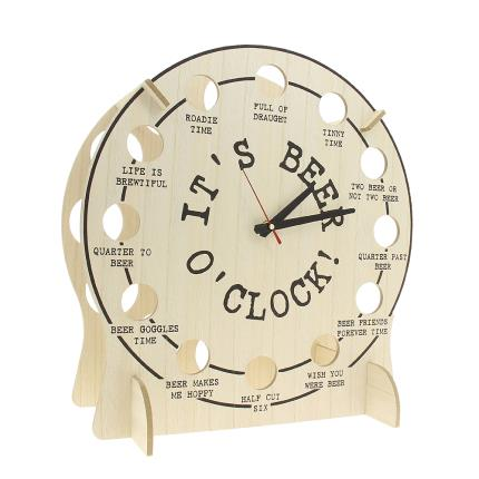 Alcohol Gifts - Tick Tock It's Beer O'Clock - Image 3