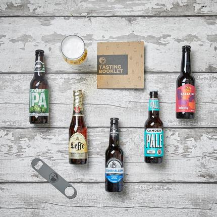 Alcohol Gifts - Beer Hawk Craft Beer Discovery Gift Set - Image 3