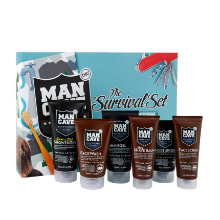 Beauty - Man Cave The Survival Kit WAS £30 NOW £22 - Image 1