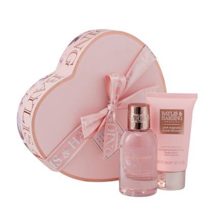 Beauty - Baylis & Harding Small Heart Gift Set - NEW! - Image 1