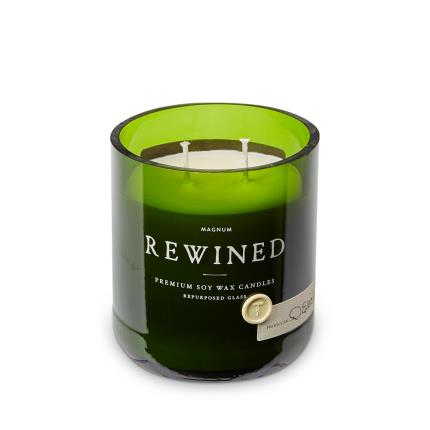 Beauty - Rewined Champagne Magnum Candle - Image 1