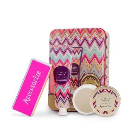 Beauty - Accessorize Citrus Twist Handbag Essentials  - Image 1