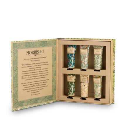 Beauty - Morris & Co Golden Lily Hand Cream Library - Image 1