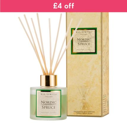 Beauty - Nordic Spruce 100ml Diffuser - WAS £16 NOW £12 - Image 1