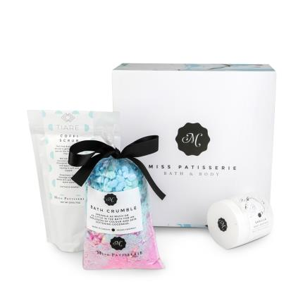 Beauty - Miss Patisserie Bath and Body Box - Image 1