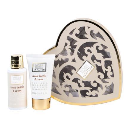 Beauty - Baylis & Harding La Maison Creme Brulee & Cocoa Heart Set - Image 1