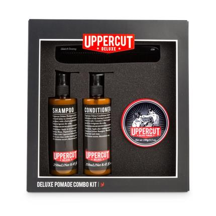 Beauty - Upper cut combo Kit Pomade - Image 1